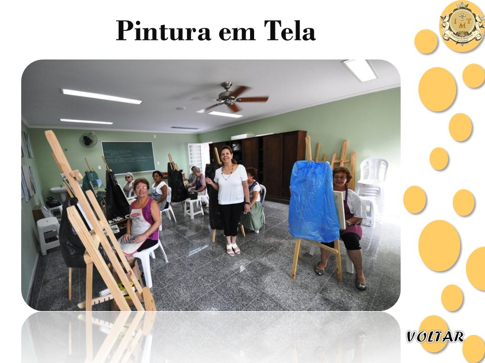 Pintura em Tela VOLTAR
