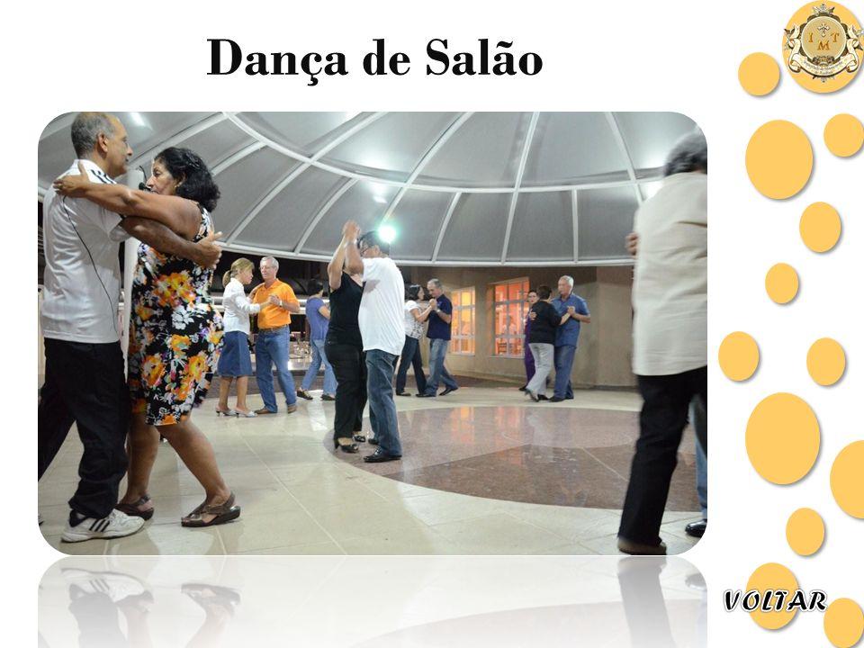 Dança de Salão VOLTAR