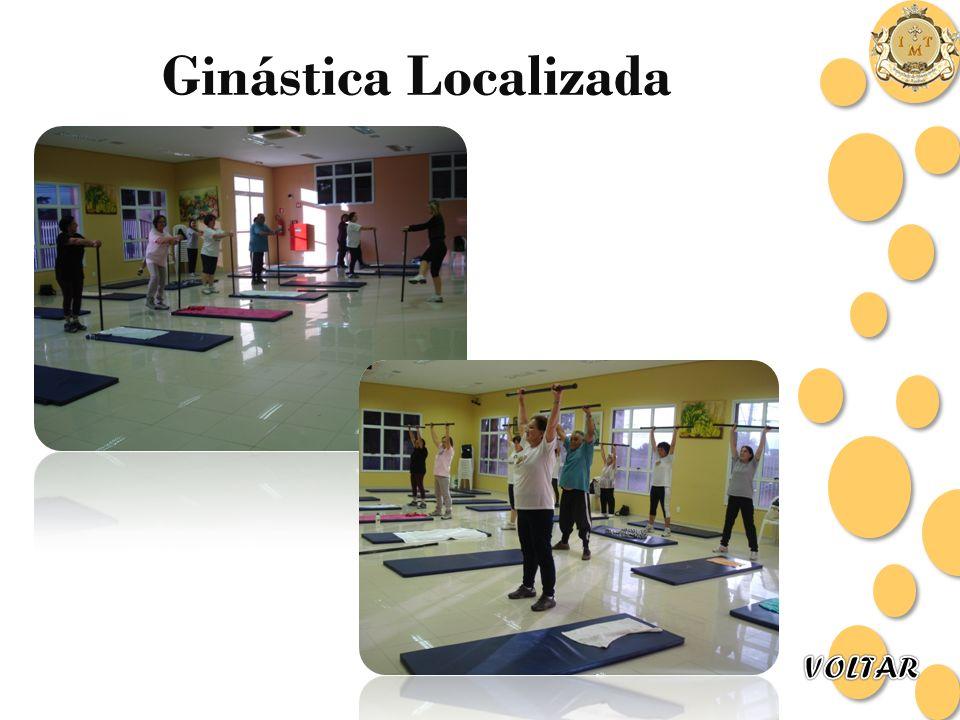Ginástica Localizada VOLTAR