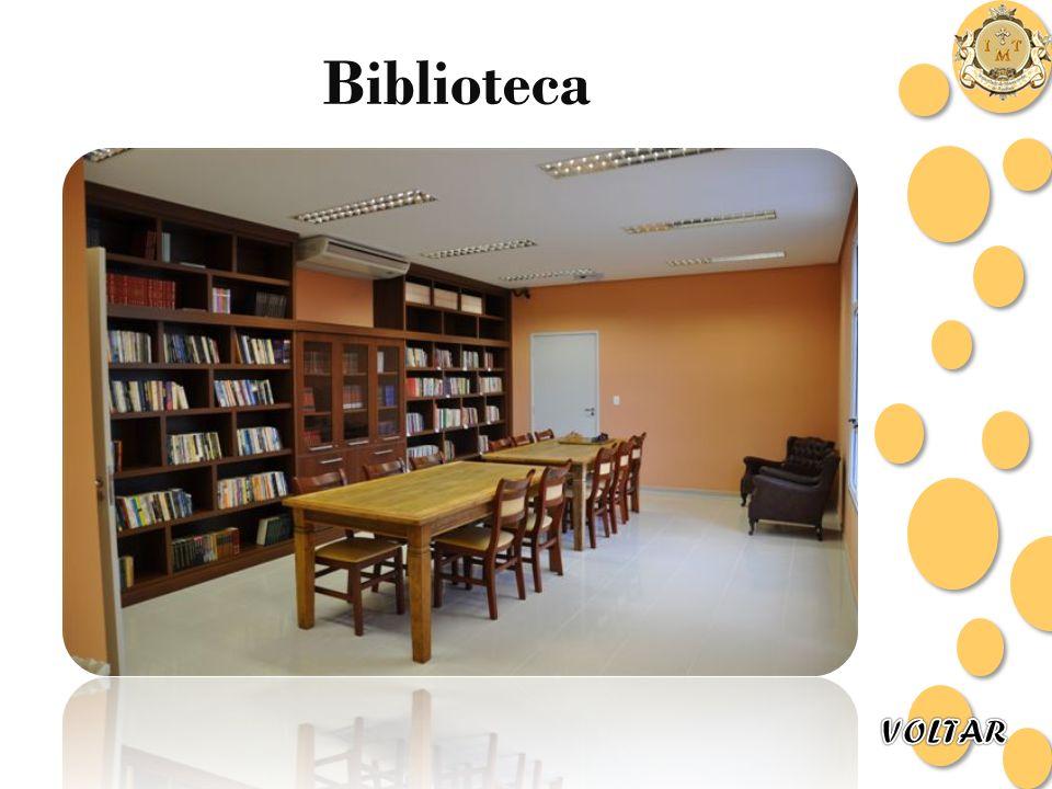 Biblioteca VOLTAR