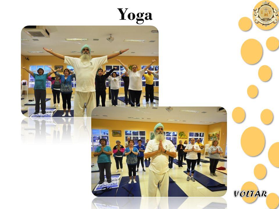 Yoga VOLTAR