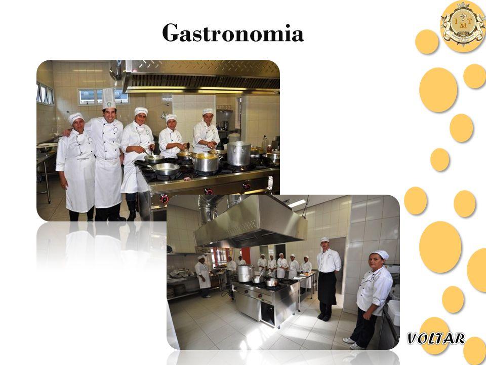 Gastronomia VOLTAR