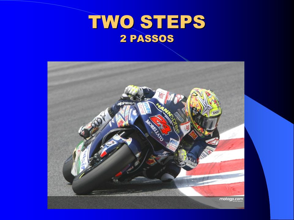TWO STEPS 2 PASSOS