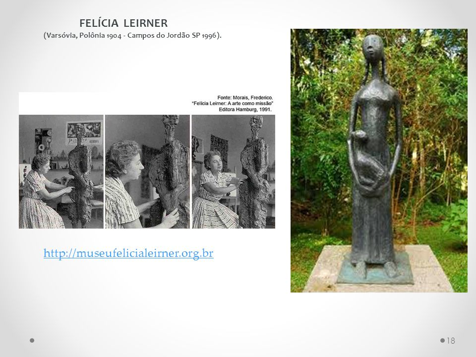 FELÍCIA LEIRNER http://museufelicialeirner.org.br