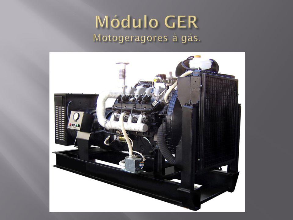 Módulo GER Motogeragores à gás.