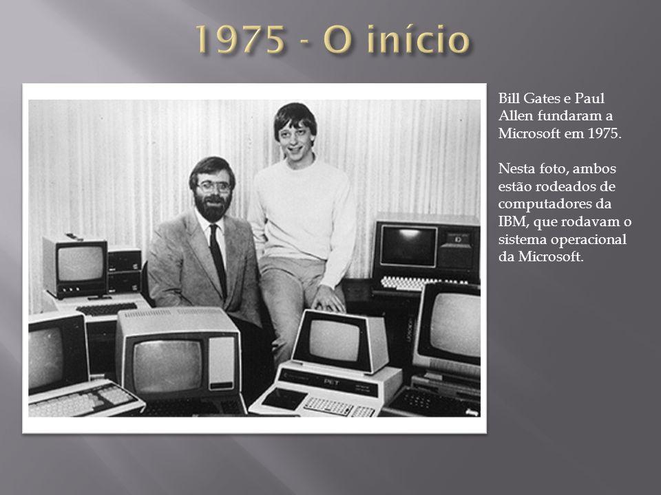 1975 - O início