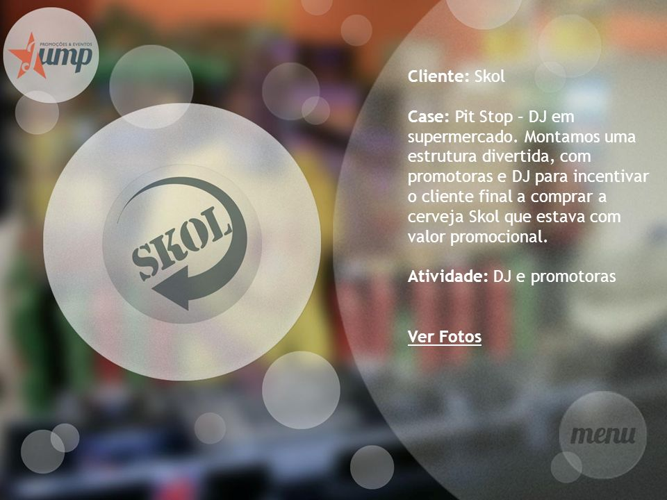 Cliente: Skol
