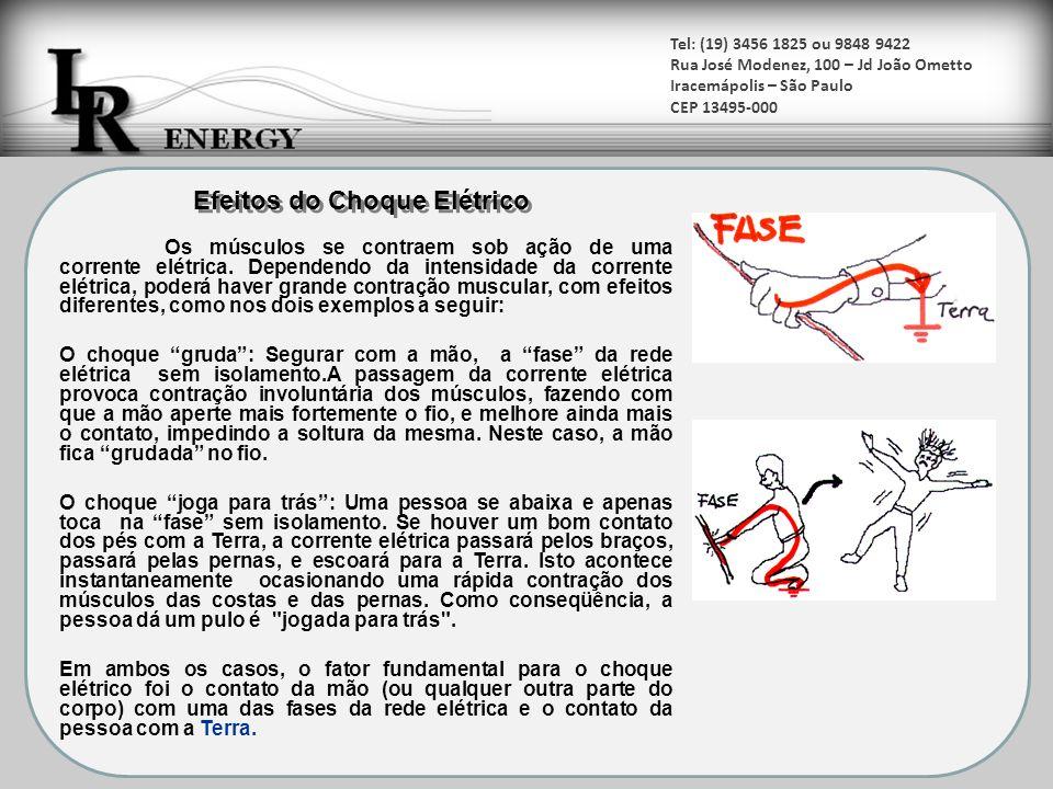 Efeitos do Choque Elétrico