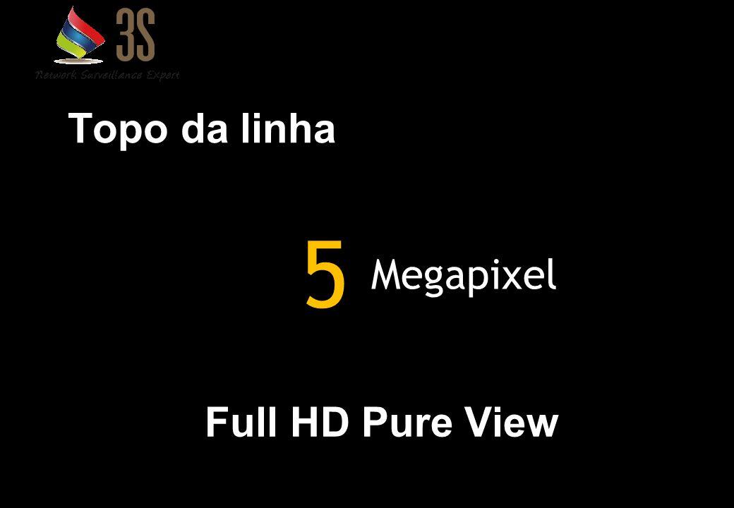 Topo da linha 5 Megapixel Full HD Pure View