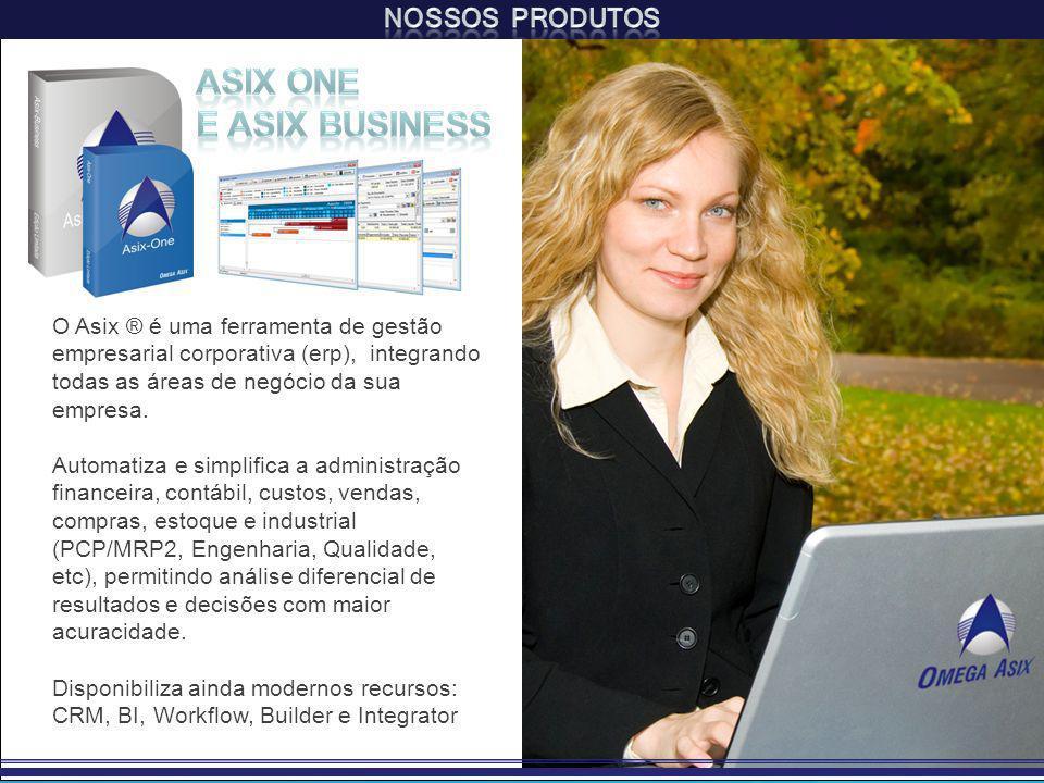 Asix One e Asix Business Nossos produtos