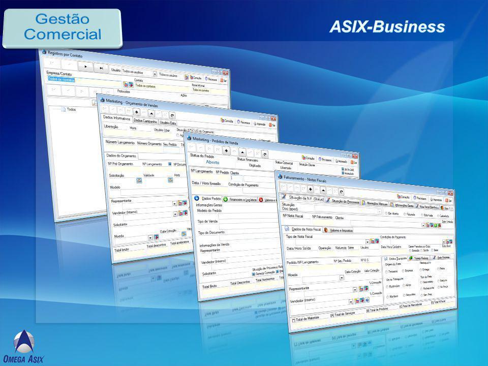 Gestão Comercial ASIX-Business