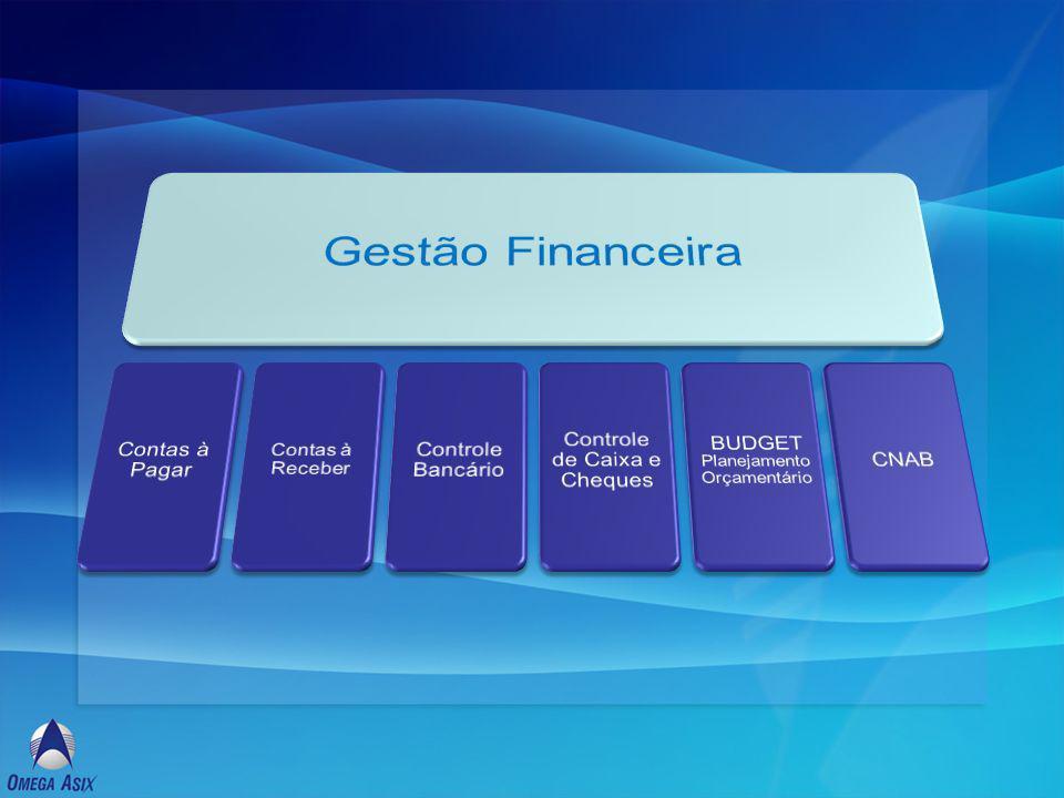Gestão Financeira Contas à Pagar Controle Bancário