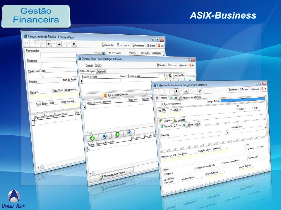 Gestão Financeira ASIX-Business
