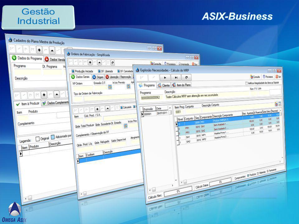 Gestão Industrial ASIX-Business