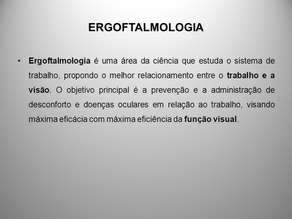 ERGOFTALMOLOGIA
