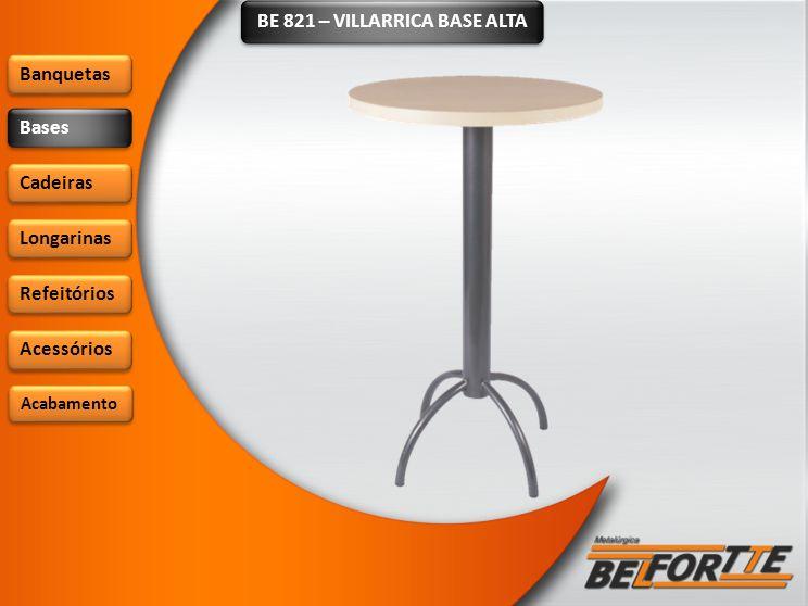 BE 821 – VILLARRICA BASE ALTA