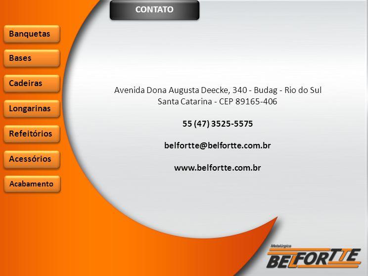 Avenida Dona Augusta Deecke, 340 - Budag - Rio do Sul