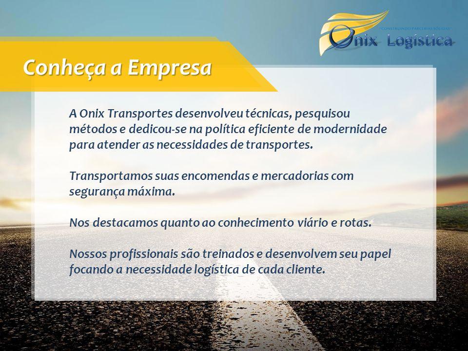 Conheça a Empresa