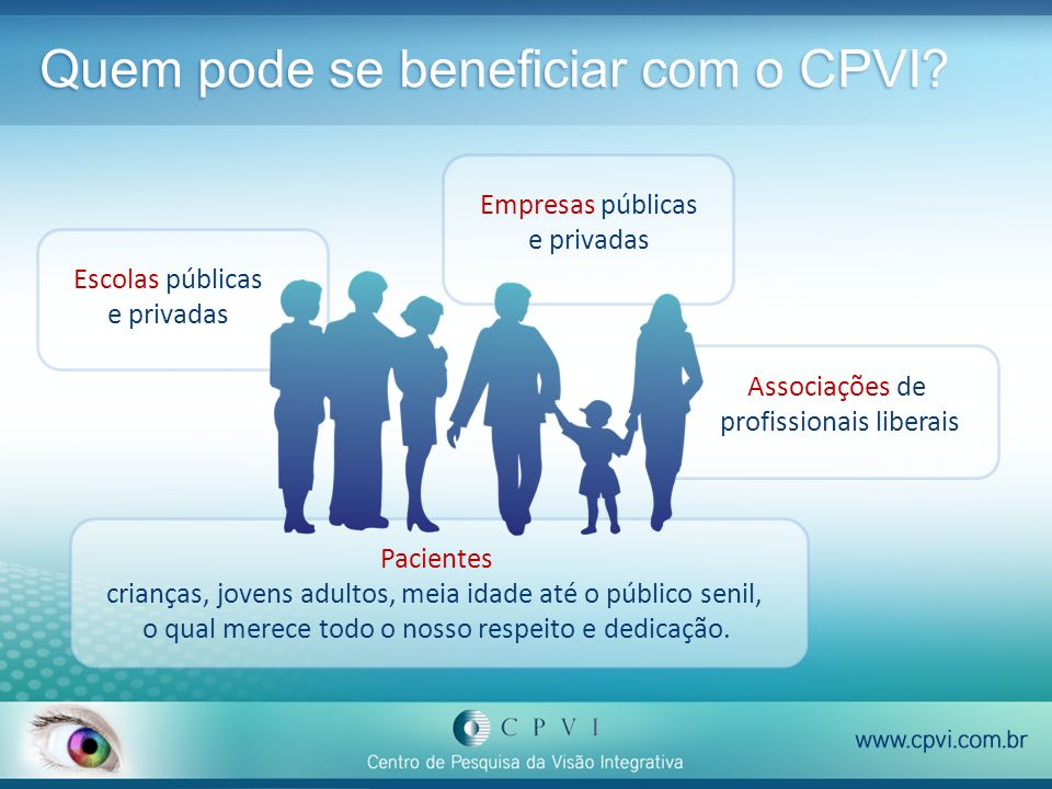 Quem pode se beneficiar com o CPVI