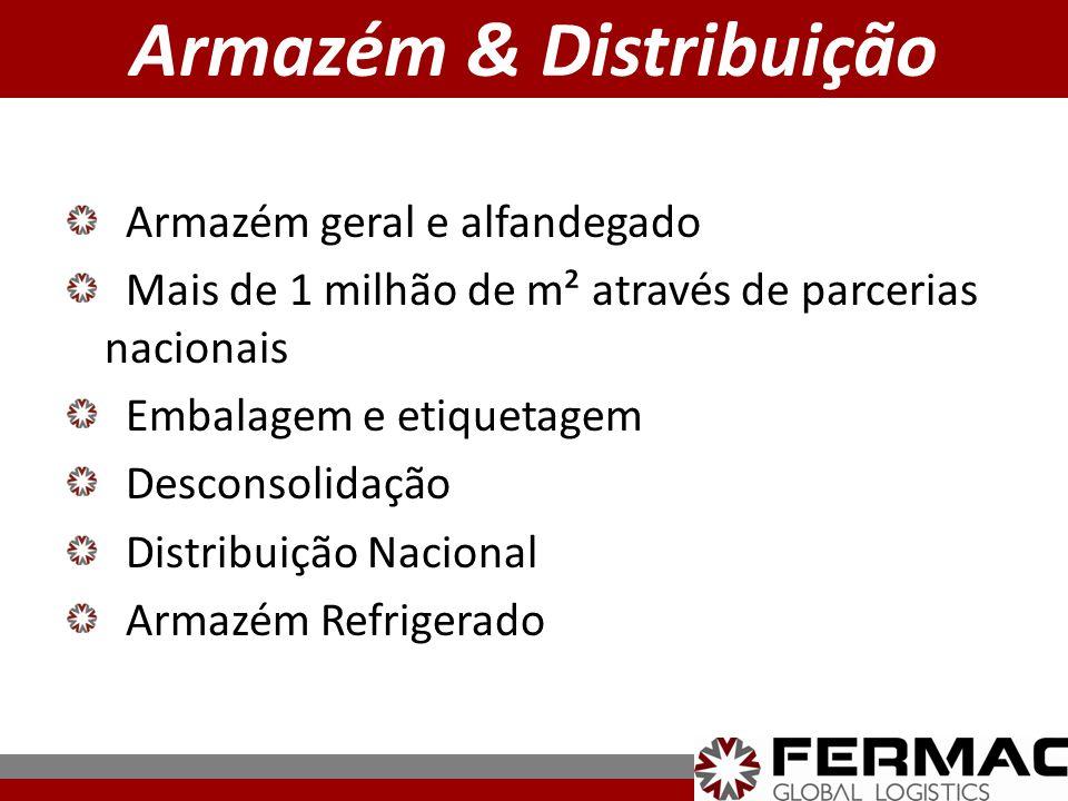 Armazém & Distribuição