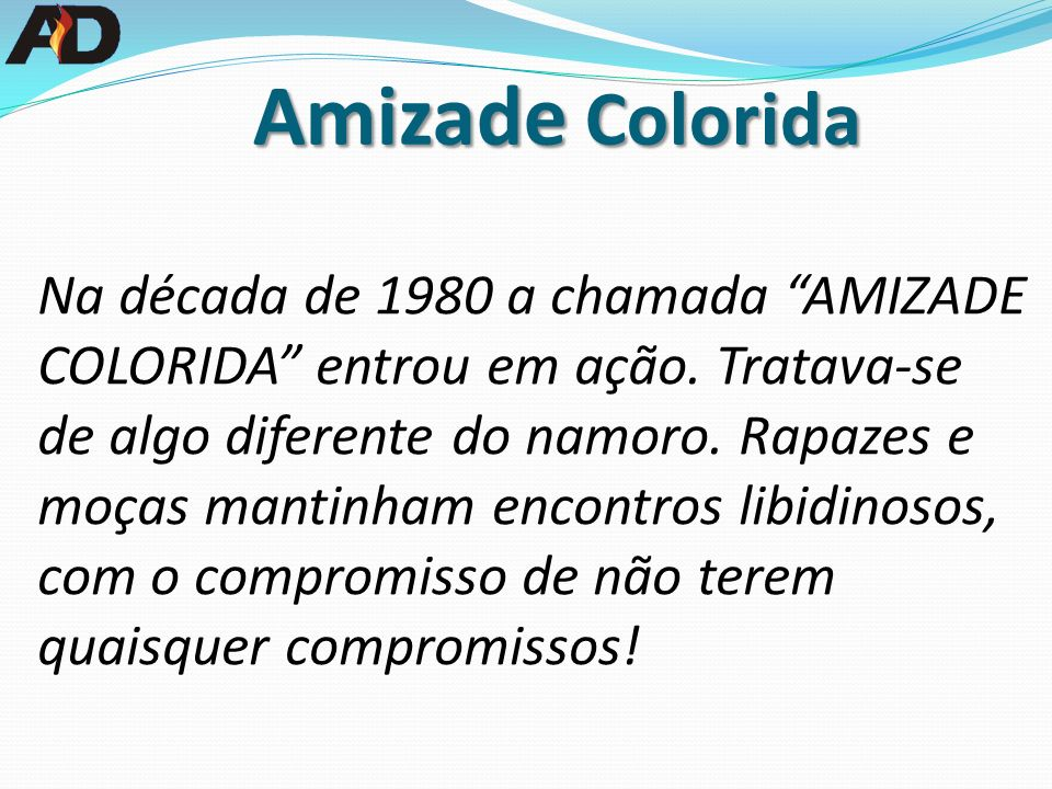 Amizade Colorida