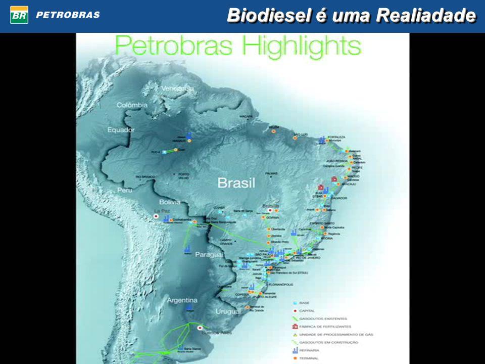 Biodiesel é uma Realiadade