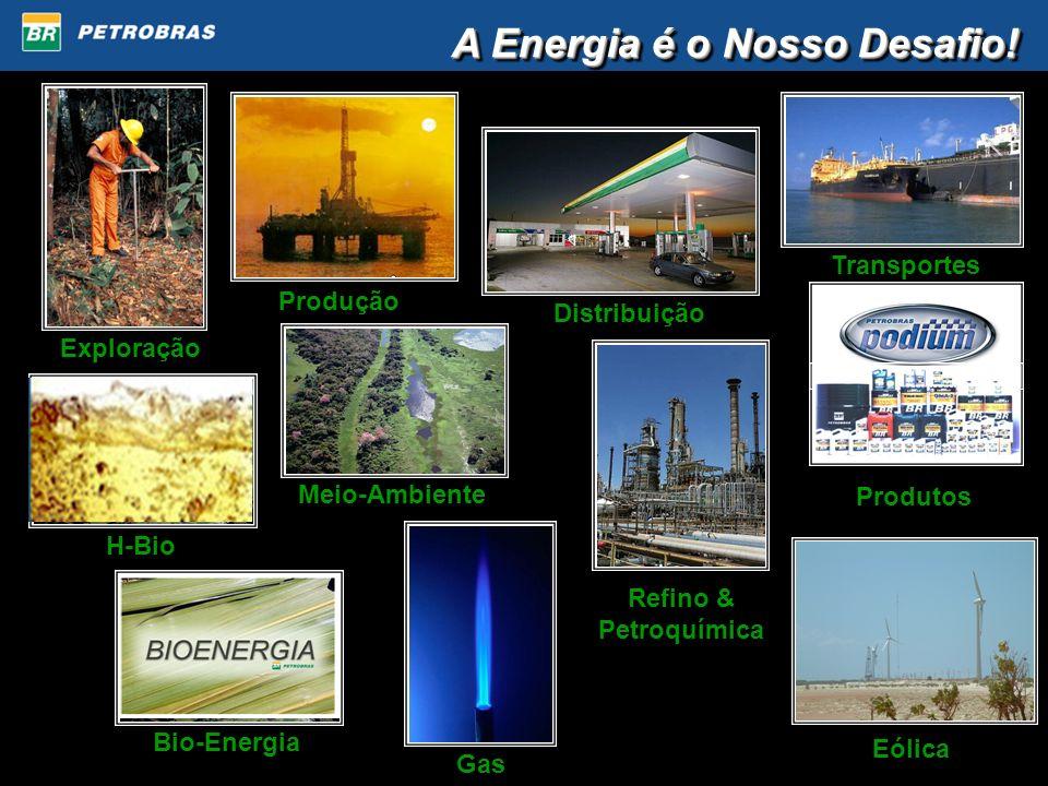 A Energia é o Nosso Desafio!