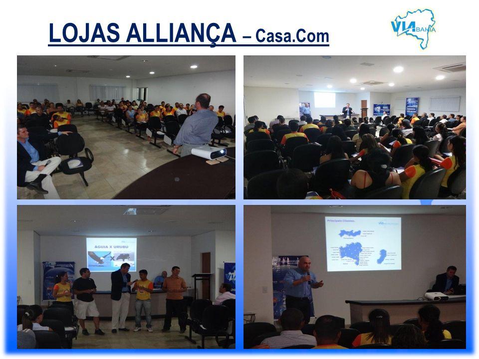 LOJAS ALLIANÇA – Casa.Com