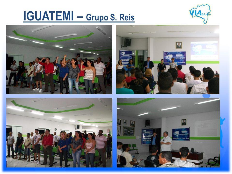 IGUATEMI – Grupo S. Reis