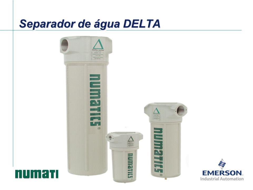 Separador de água DELTA