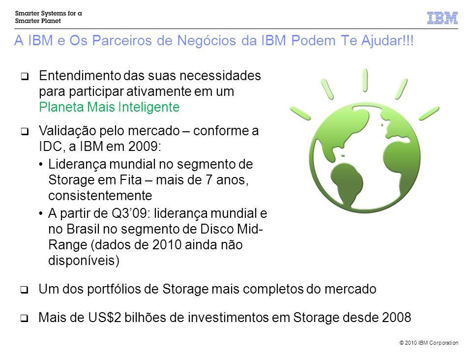 A IBM e Os Parceiros de Negócios da IBM Podem Te Ajudar!!!
