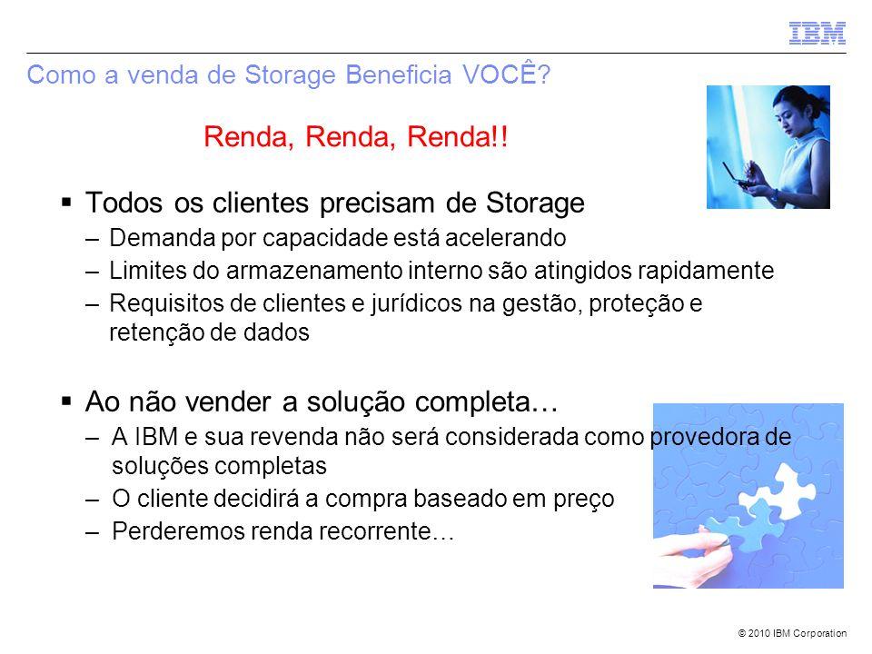 Como a venda de Storage Beneficia VOCÊ