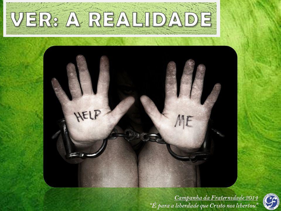 VER: A REALIDADE Campanha da Fraternidade 2014