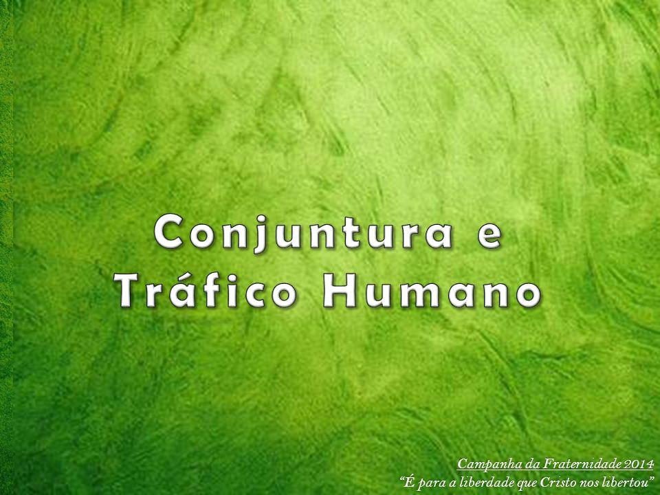 Conjuntura e Tráfico Humano