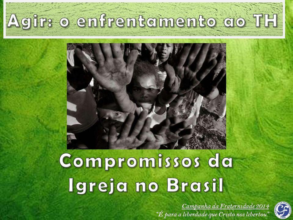 Compromissos da Igreja no Brasil