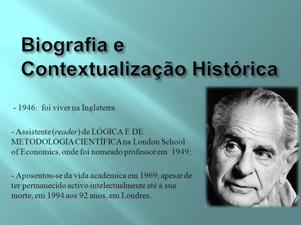 Biografia e Contextualização Histórica