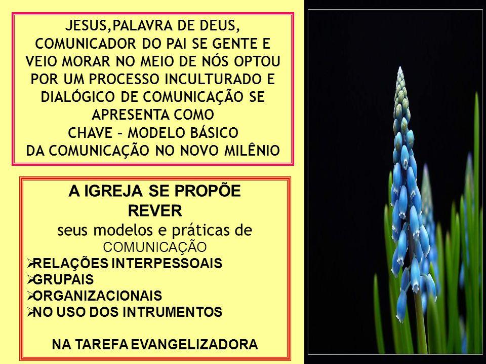 DA COMUNICAÇÃO NO NOVO MILÊNIO NA TAREFA EVANGELIZADORA