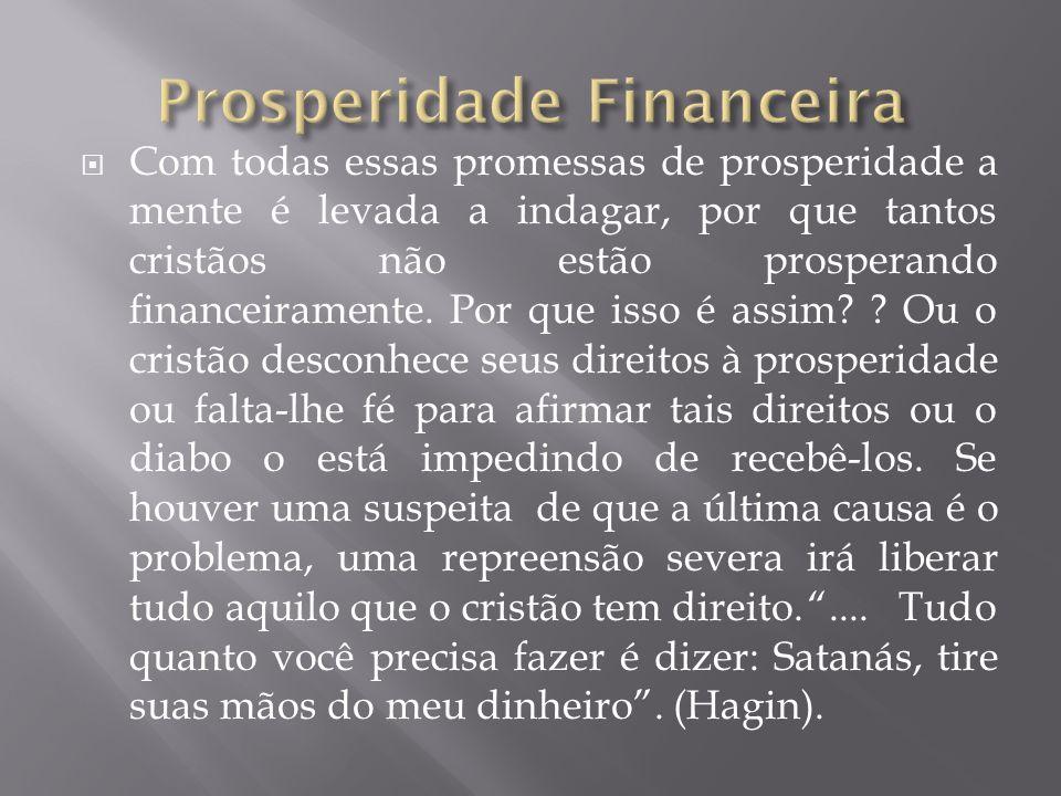 Prosperidade Financeira
