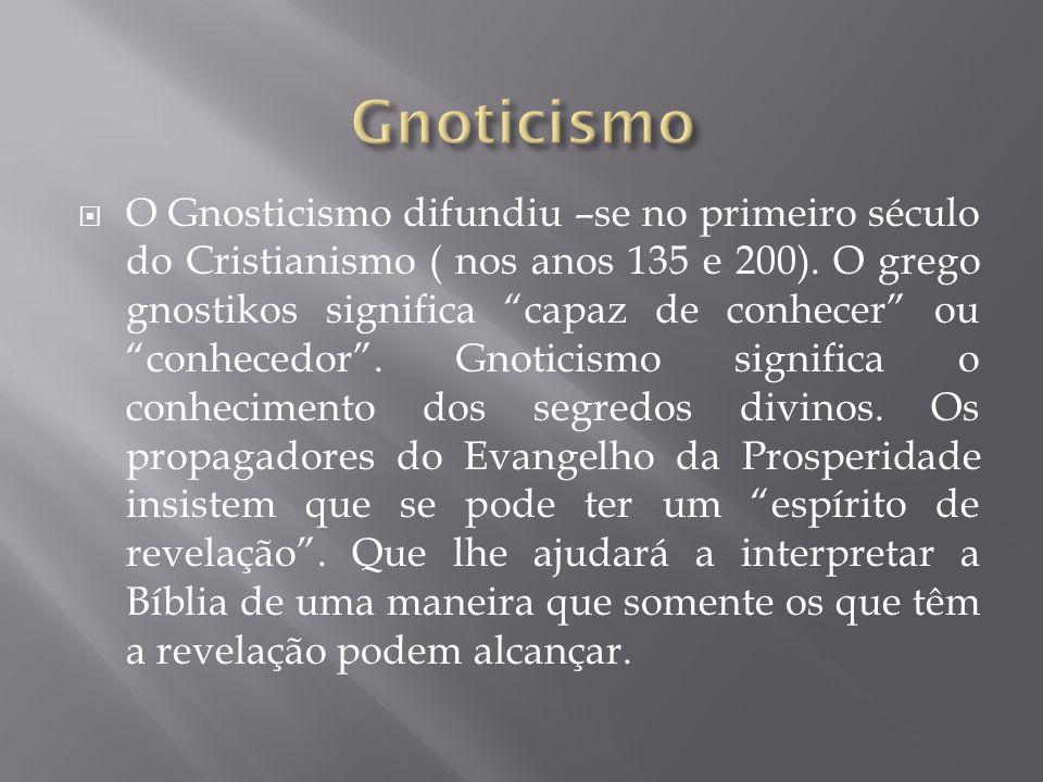 Gnoticismo