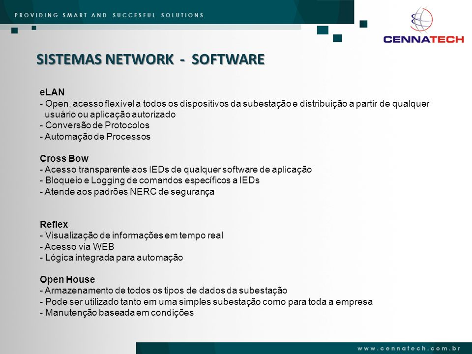 SISTEMAS NETWORK - SOFTWARE