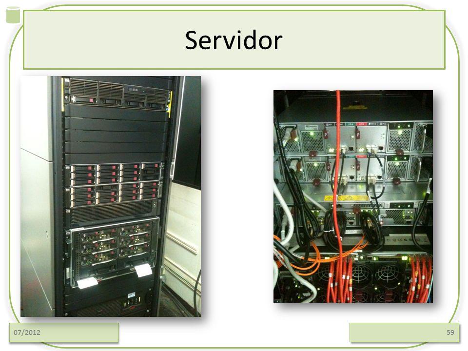 Servidor 07/2012