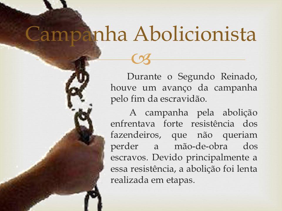 Campanha Abolicionista