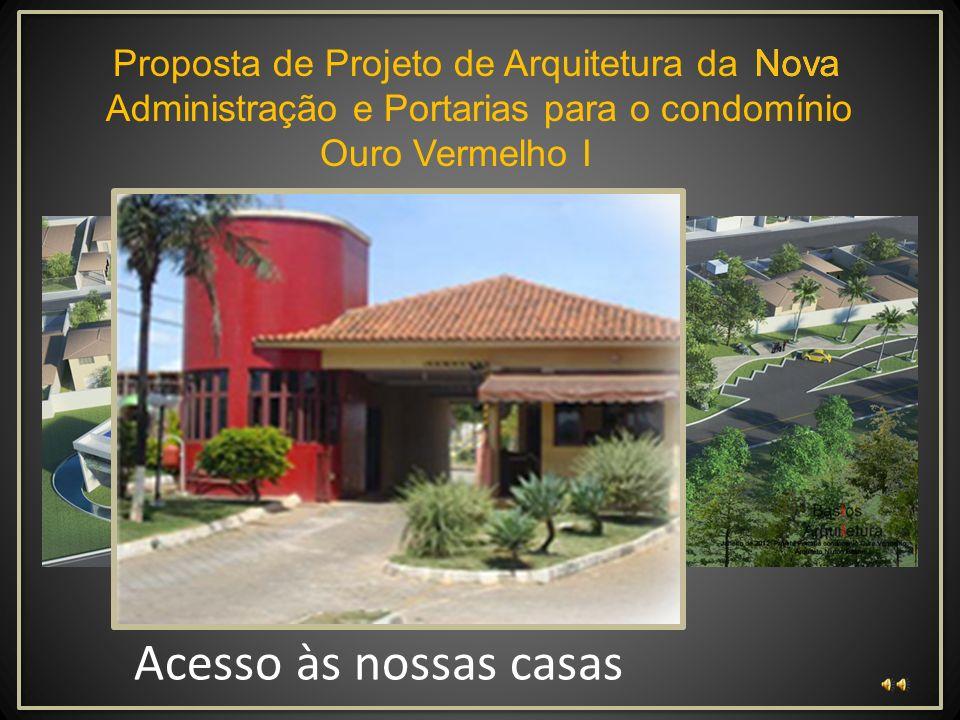 Proposta de Projeto de Arquitetura da