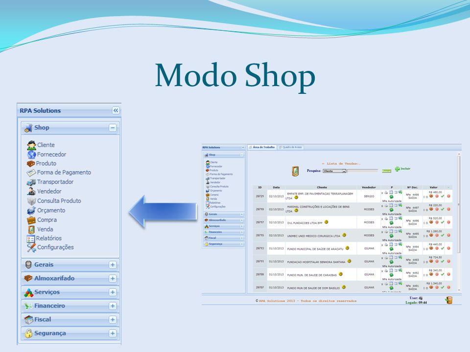 Modo Shop