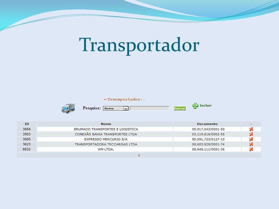 Transportador