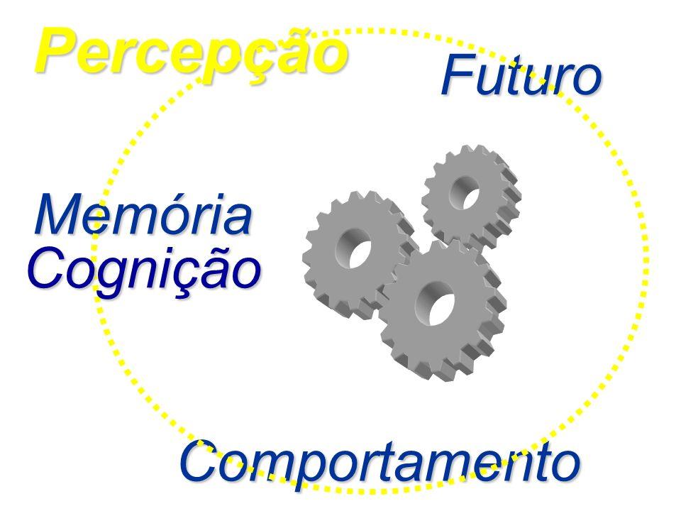 Percepção Futuro Memória Cognição Comportamento