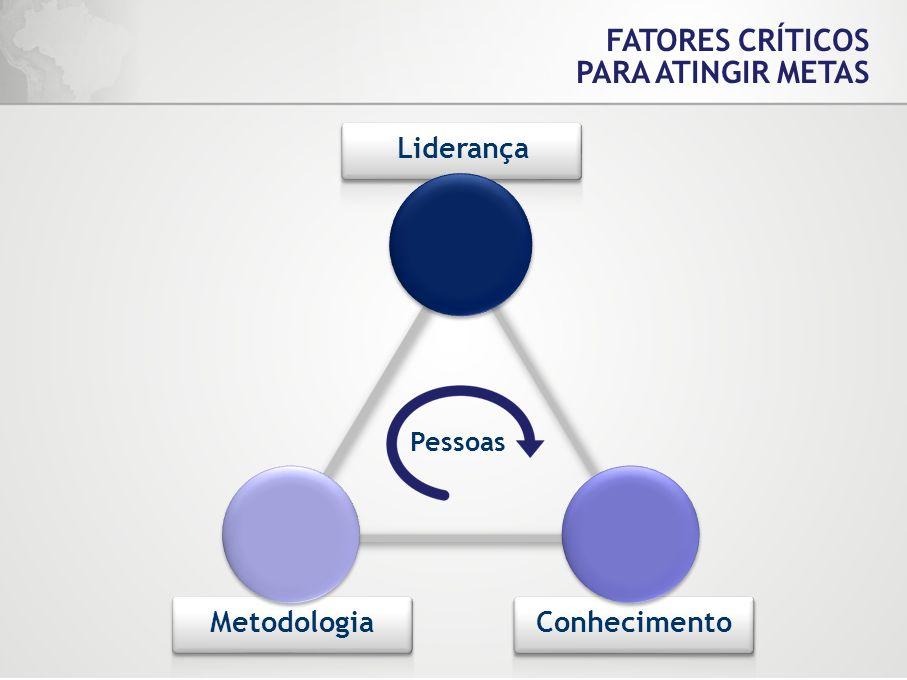 FATORES CRÍTICOS PARA ATINGIR METAS