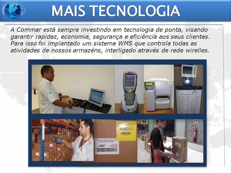 MAIS TECNOLOGIA