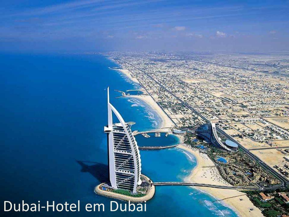 Dubai-Hotel em Dubai