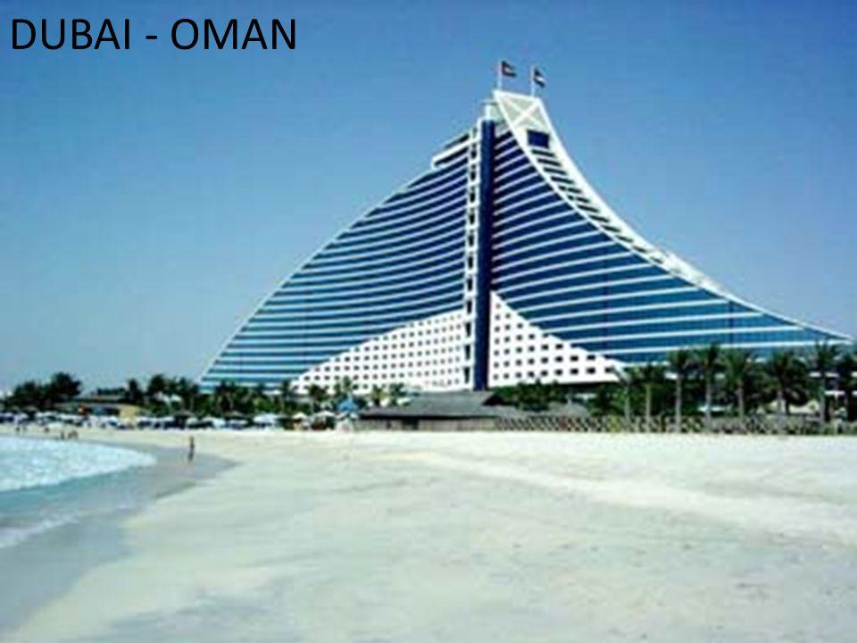 DUBAI - OMAN